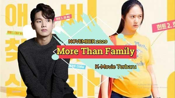 More Than Family Full Movie (2020)